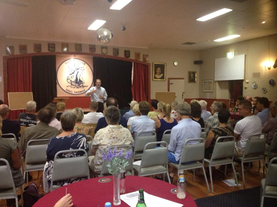 Nederlanders in Melbourne, Abel Tasman Club
