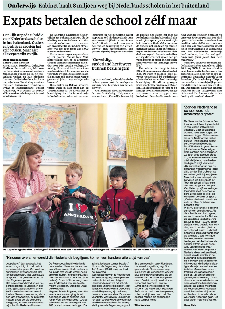NRC Handelsblad, 4 juni 2013