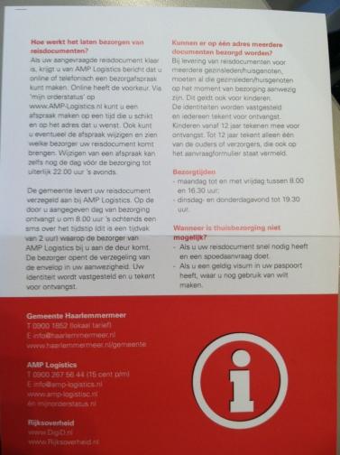 Informatie ter plekke (2)