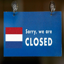 ambassade-gesloten